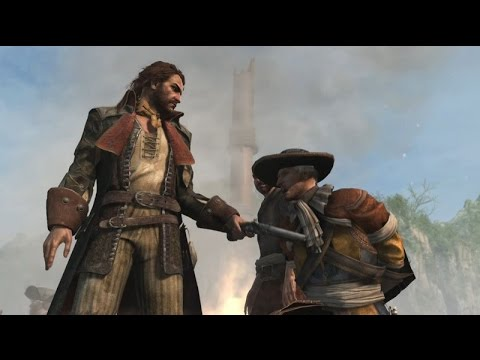 Assassin's Creed IV: Black Flag - Charles Vane