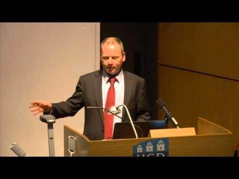 Ireland's Digital Future - UCD EGA Autumn Panel Discussion, 14.10.15