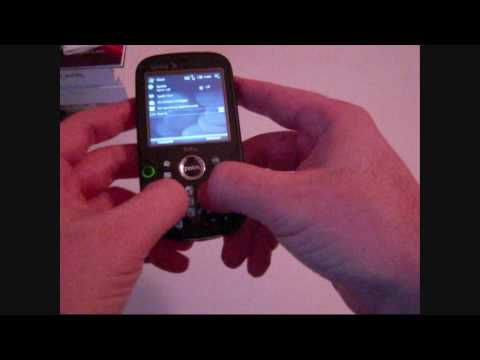 Sprint Palm Treo Pro Unboxing