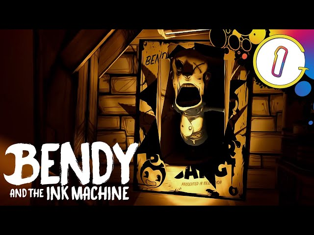 Yippee Ki-Yay, Ink Machiners! | Bendy and the Ink Machine: Chapter 3 Part 1