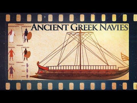 Armies and Tactics: Ancient Greek Navies