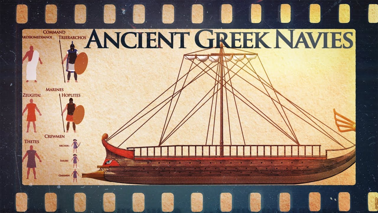 Armies and Tactics: Ancient Greek Navies   May 3, 2018   Kings and Generals