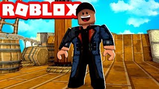 DIVENENDO UN PIRATE IN ROBLOX (PIRATE SIMULATOR)