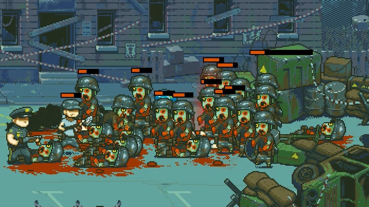 Undead Ahead: Zombies