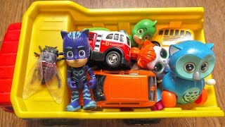 Small Toys for kids Reviewed from the Truck