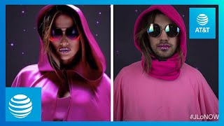 Jennifer Lopez ICONIC OUTFITS RECREATED with Scotty Sire & Todd Smith | #JLoNOW | AT&T