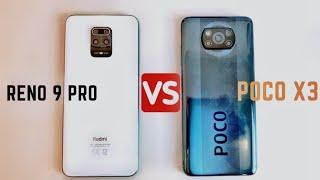 POCO X3 NFC VS REDMI NOTE 9 PRO - WAJIB GANTI GAK SI ?