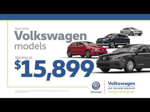 Volkswagen of Inver Grove June Specials
