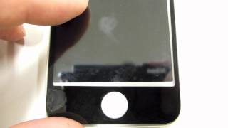 iPhone 5 Glass panel ?