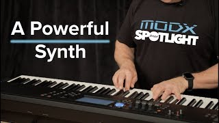 YAMAHA MODX: A Powerful Synth