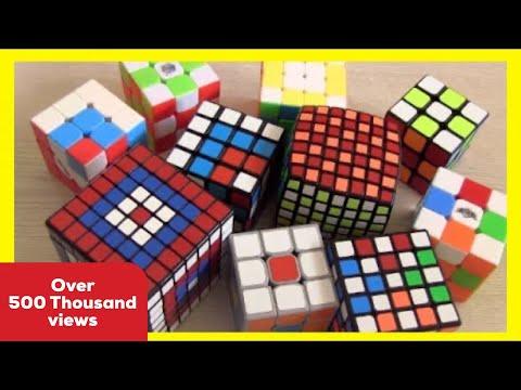 UP Rubik's Cube Master YouTube New Rubix Cube Pattern