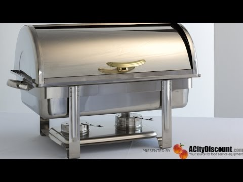Choosing Chafing Dishes And Accessories
