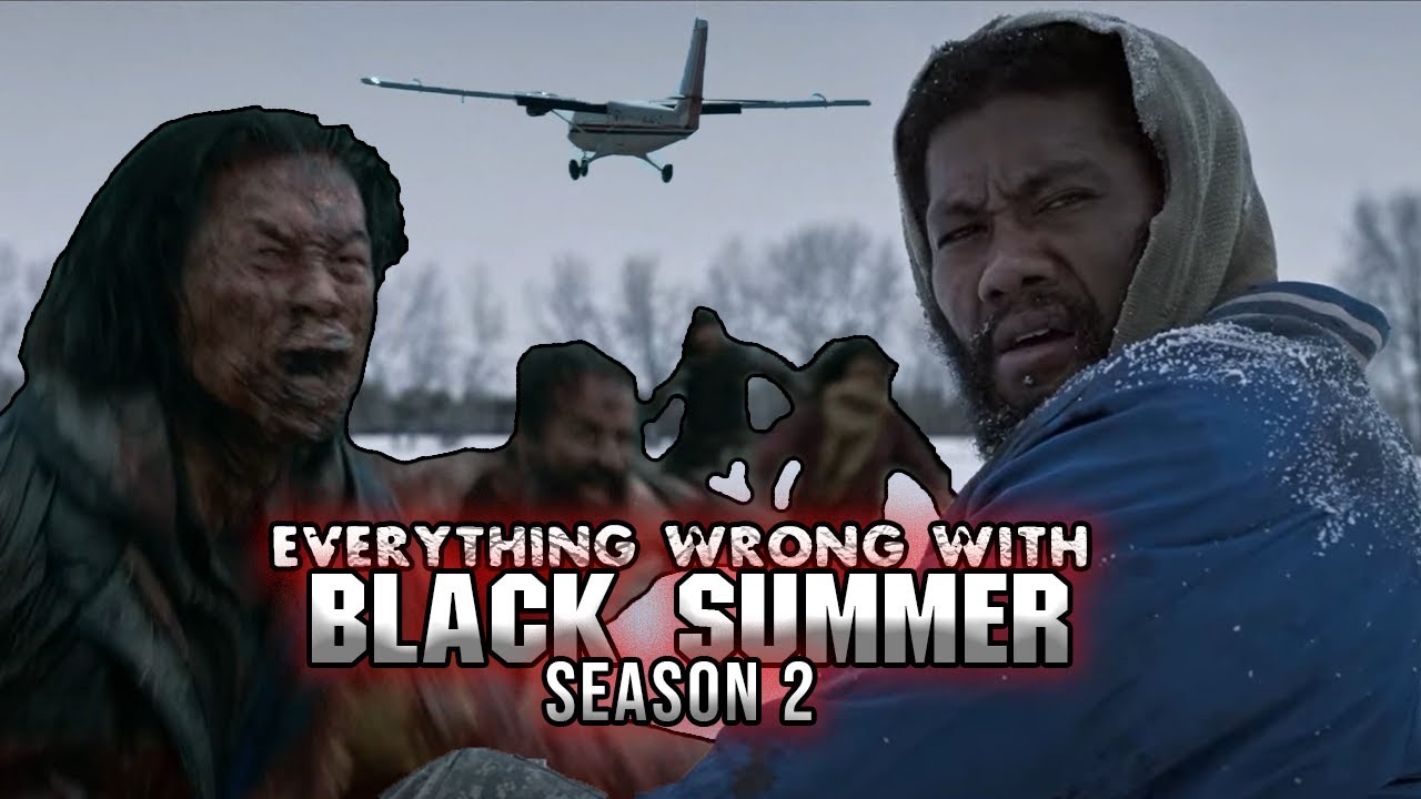 Download Everything Wrong with Black Summer -Season 2- (Zombie Sins)