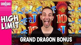 ⬆ 💰 HIGH LIMIT 🐲 Grand Dragon BONUS 🏅 LAS VEGAS ✦ BCSlots