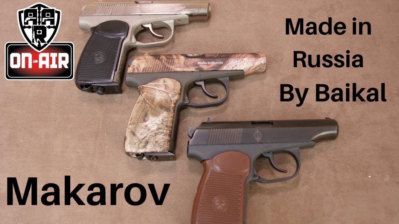 Makarov Russian