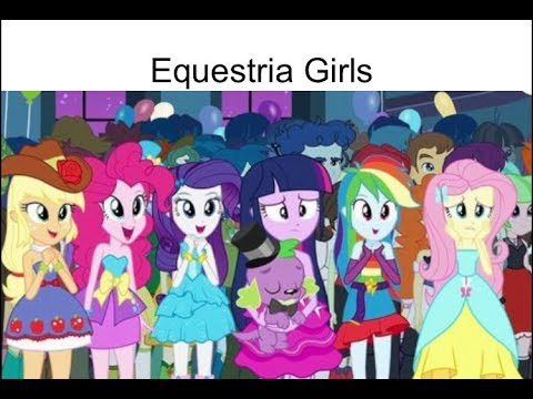 Blind Reaction: Equestria Girls