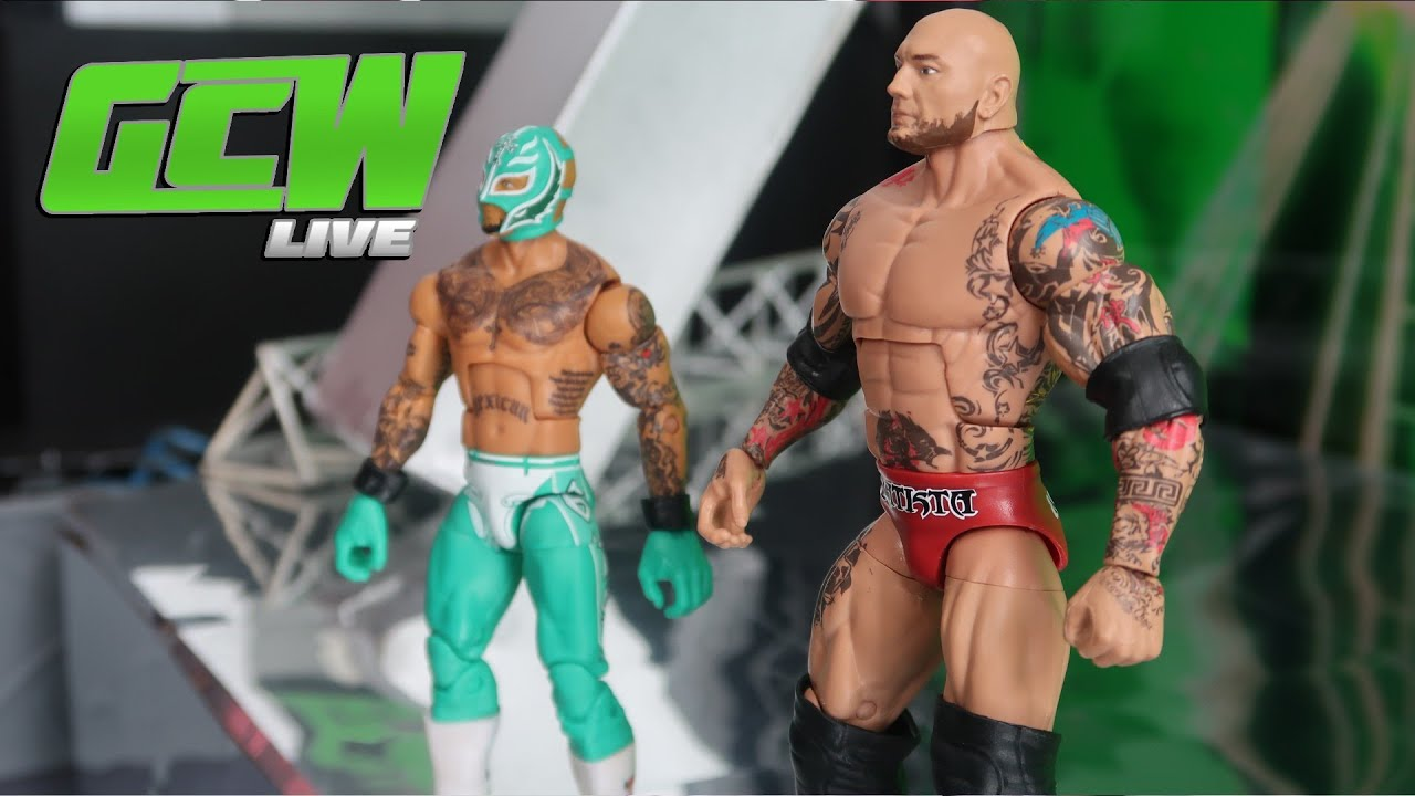 GCW Live Full Show: Aug 11, 2020 (WWE ACTION FIGURE PIC FED)