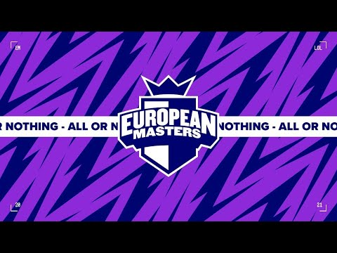 KC vs FR - European Masters 2021 - Game 1