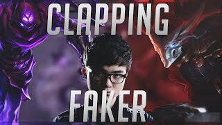 yassuo Clapping Faker
