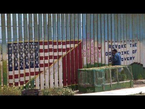 Tijuana, where the American dream hits the wall