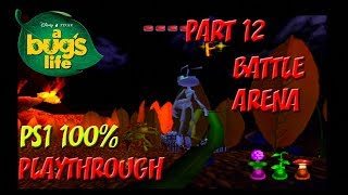 A Bug's Life (PS1) 100% Playthrough: Part 12