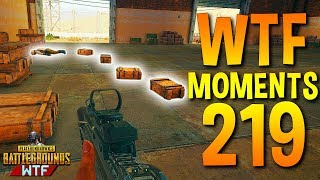 PUBG Daily Funny WTF Moments Highlights Ep 219 (playerunknown
