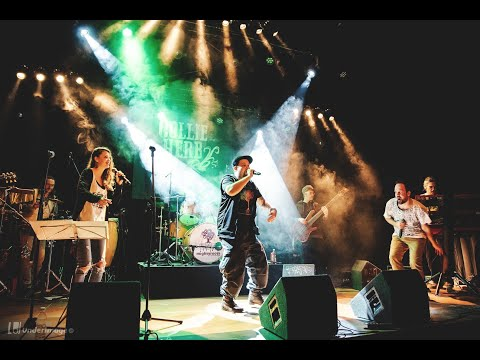 """Collie Herb & The Mighty Roots Feat. Chéjs Romero - """"7 Milliarde"""" Live"""