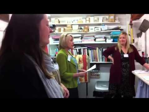 Mydecozo Networking day at Denton Drapes 2012