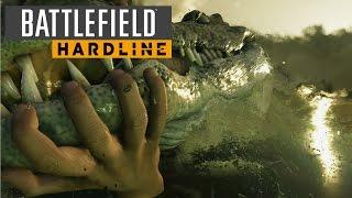 Battlefield Hardline Part 4 - Gator Bait (PC MAX Settings 60FPS)