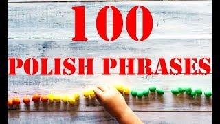 100 new Polish phrases (2018)