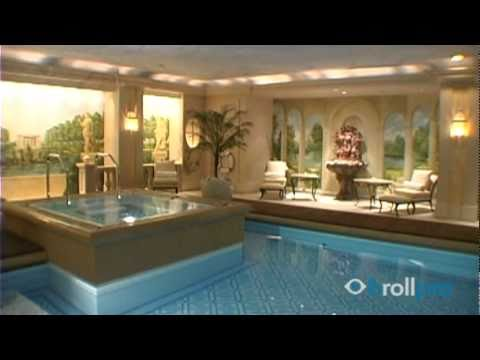 Four Seasons Hotel George V Paris Spa B Roll Youtube