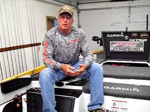 March 8, 2018  Table Rock Weekly Fishing Report With Pete Wenners
