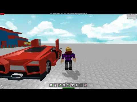 Roblox Lamborghini Aventador Lp700 4 Youtube