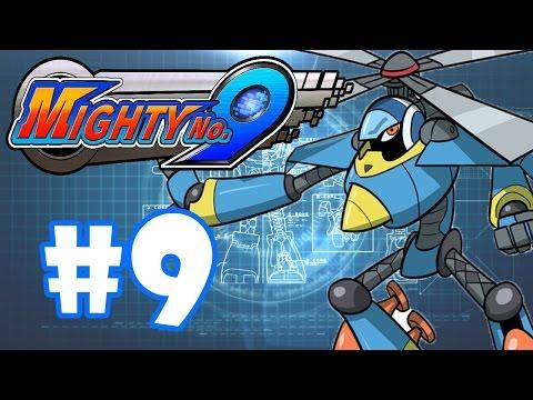 MIGHTY NO 9 #9 - AVIATOR