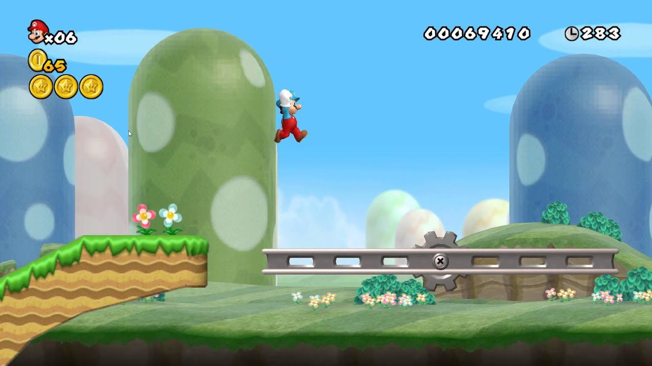 скачать newer super mario bros. wii