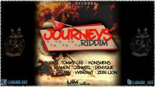 Instrumental [Journeys Riddim - UIM Records] Oct 2012