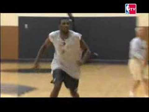 Greg Oden Workout --- A Beast (maybe not) Draft 2007