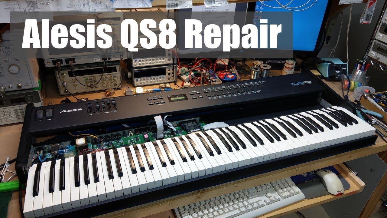 Alesis QS Replacement Key
