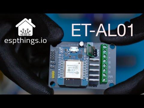 ET-AL01 - 5 Channel Analog LED Controller