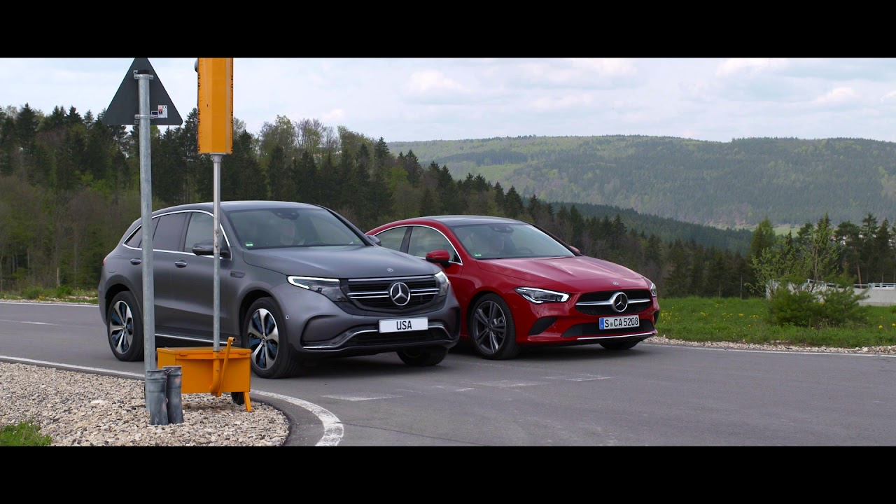 Fake engine noise added to Mercedes-Benz EVs