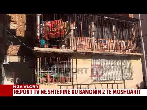 Report TV - Vlorë, asfiksohen nga rrjedhja e gazit në banesë, humbin jetën  cifti i të moshuarve