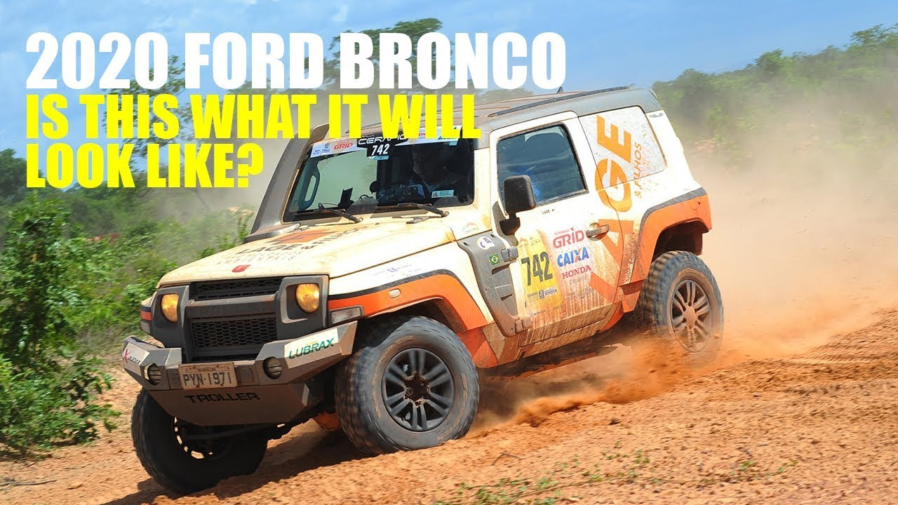 2020 Ford Bronco Rumor, Will It Be Like Brazil Ford