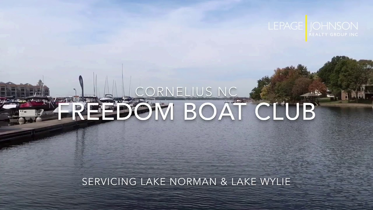 Freedom Boat Club - A Top Choice in Boat Clubs at Lake Norman