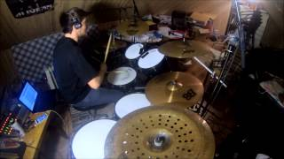 3 Doors Down, Going down in flames (Drum cover) (HD)