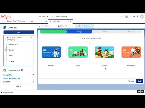 Service Cloud: Lightning Guided Engagement
