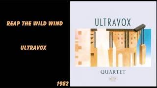 Reap The Wild Wind - Ultravox
