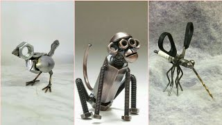 AMAZING ART OF METAL/BEST IDEAS OF METAL TOOLS