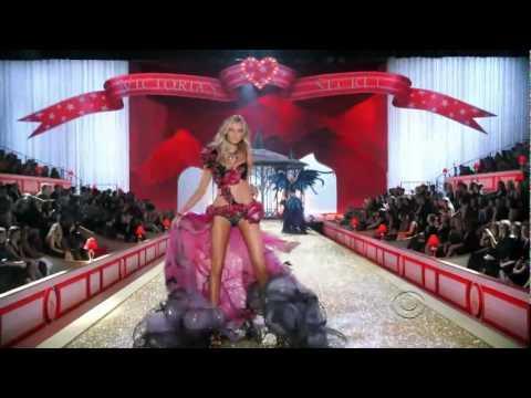 Victoria's Secret Fashion Show 2010 Segment 1 Tough Love/ HD