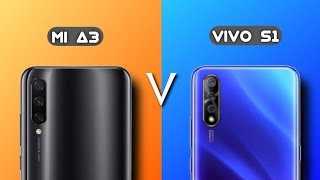 Xiaomi Mi A3 VS Vivo S1 - First Look, Specifications, Price in India