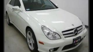 2009 Mercedes-Benz CLS-Class CLS550